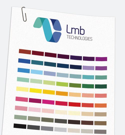 Gamme imprimante couleur LMB technologies